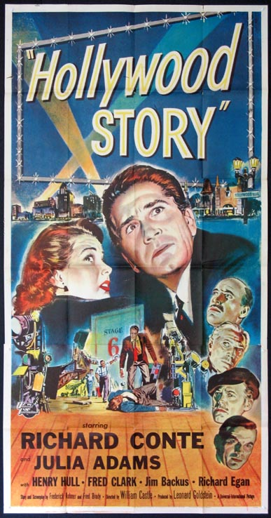 HOLLYWOOD STORY @ FilmPosters.com
