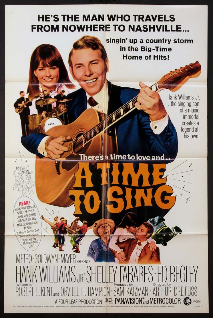 TIME TO SING, A @ FilmPosters.com
