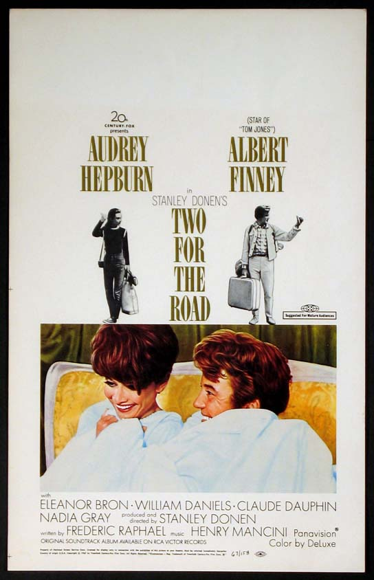 TWO FOR THE ROAD @ FilmPosters.com