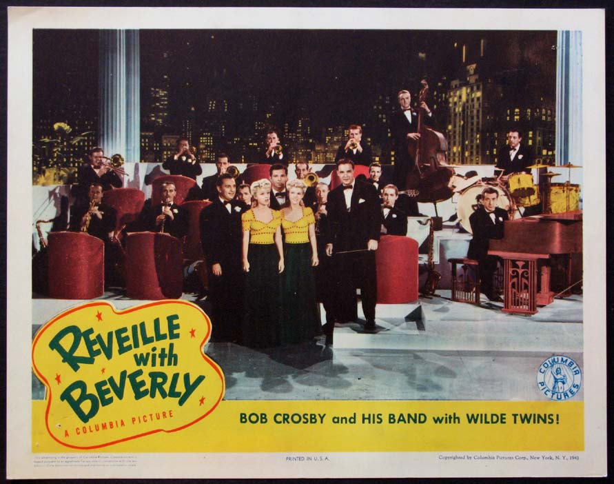 REVEILLE WITH BEVERLY @ FilmPosters.com