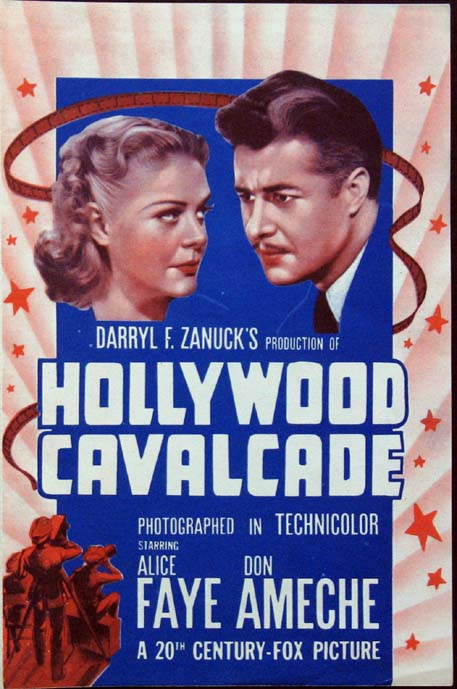 HOLLYWOOD CAVALCADE @ FilmPosters.com