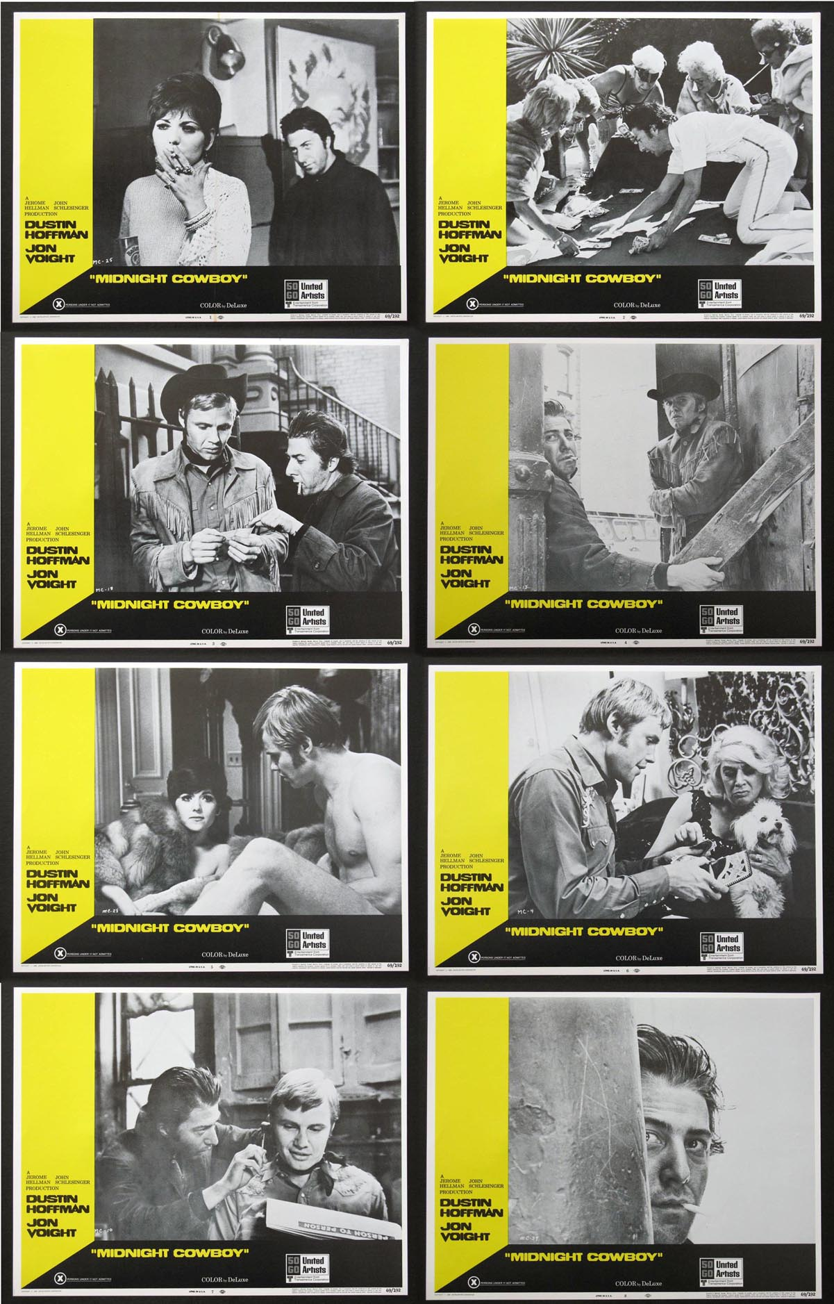 MIDNIGHT COWBOY @ FilmPosters.com