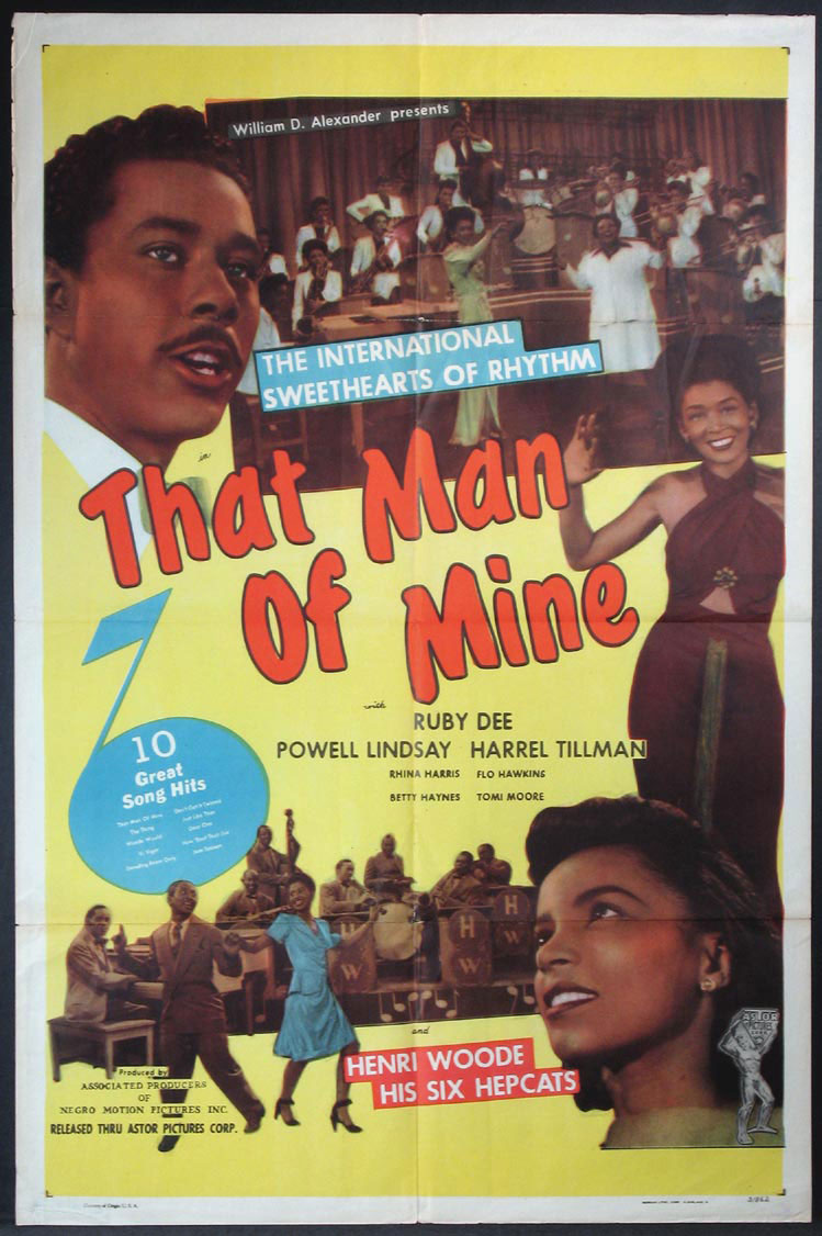 THAT MAN OF MINE @ FilmPosters.com