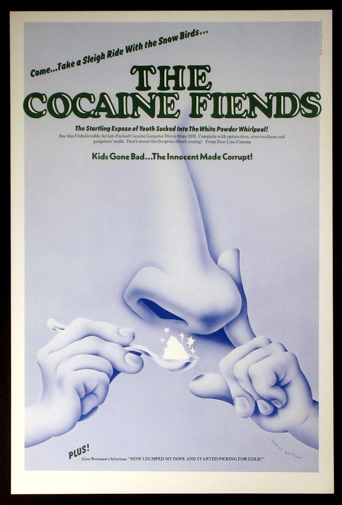 COCAINE FIENDS, THE @ FilmPosters.com
