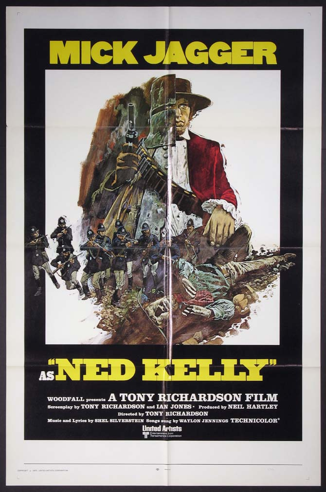 NED KELLY @ FilmPosters.com