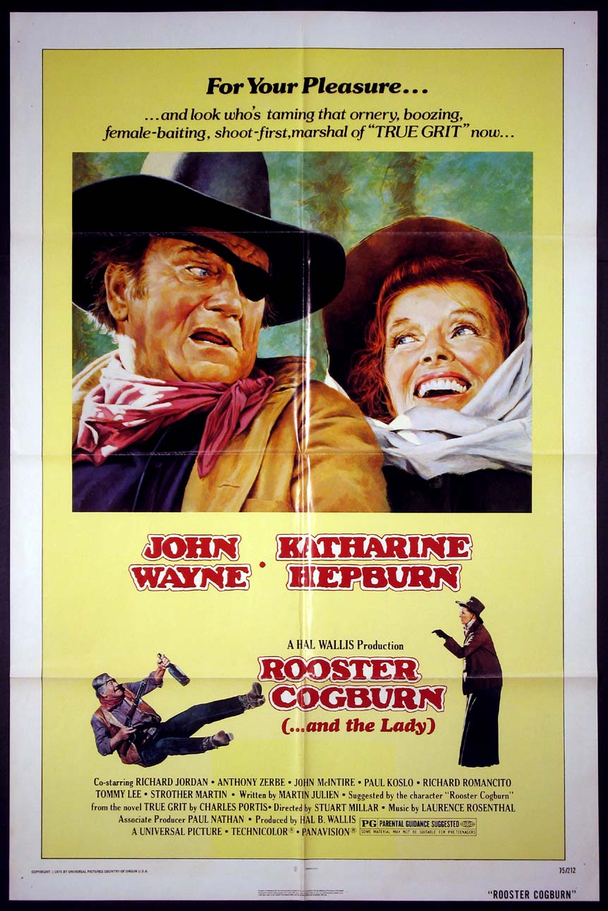ROOSTER COGBURN @ FilmPosters.com