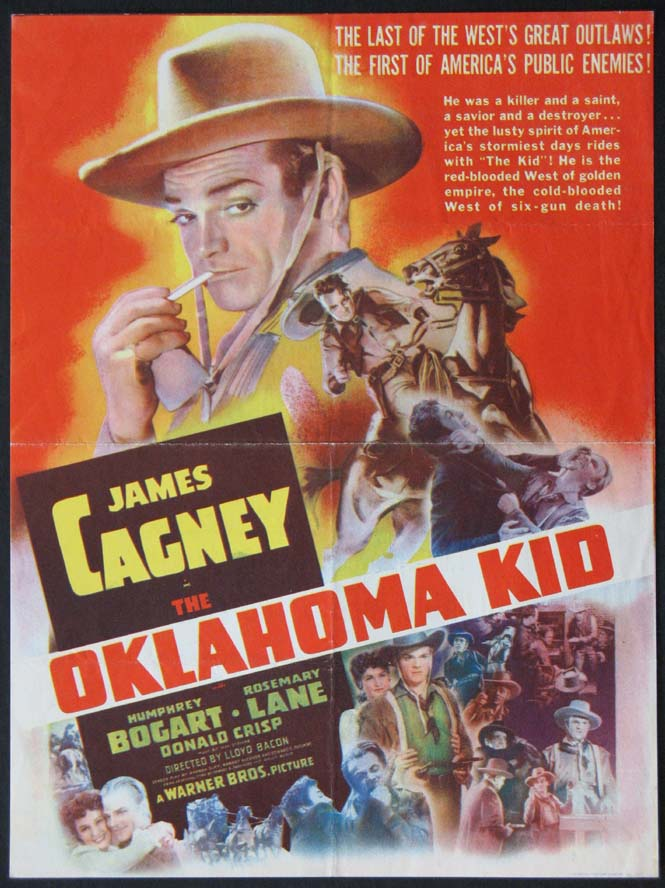 OKLAHOMA KID, THE @ FilmPosters.com