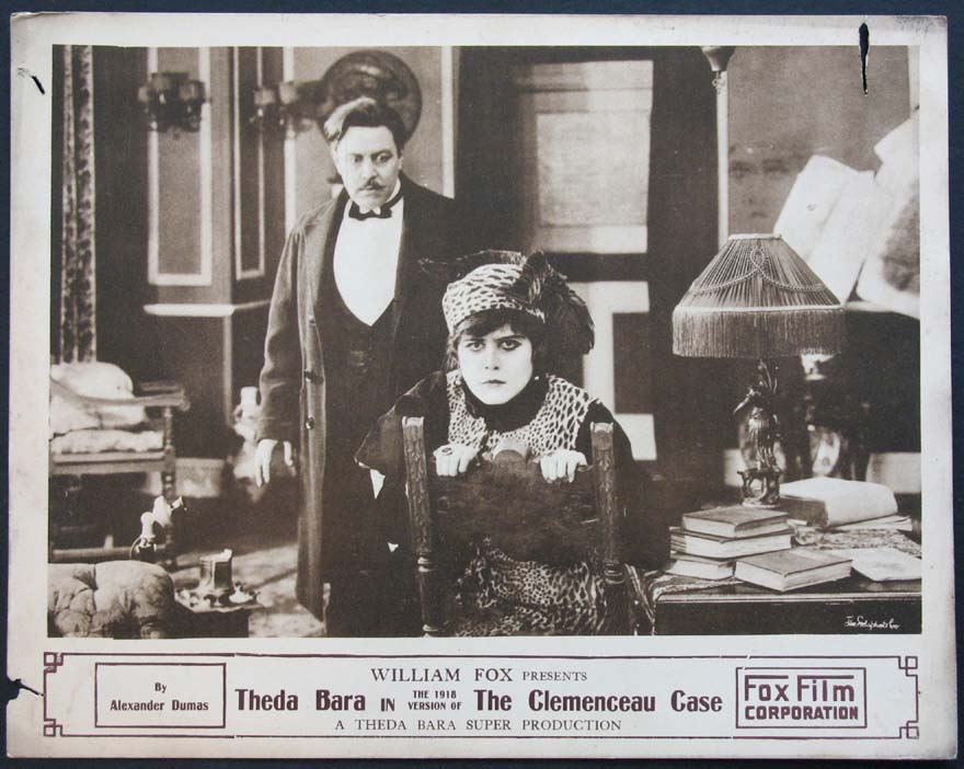 CLEMENCEAU CASE, THE @ FilmPosters.com