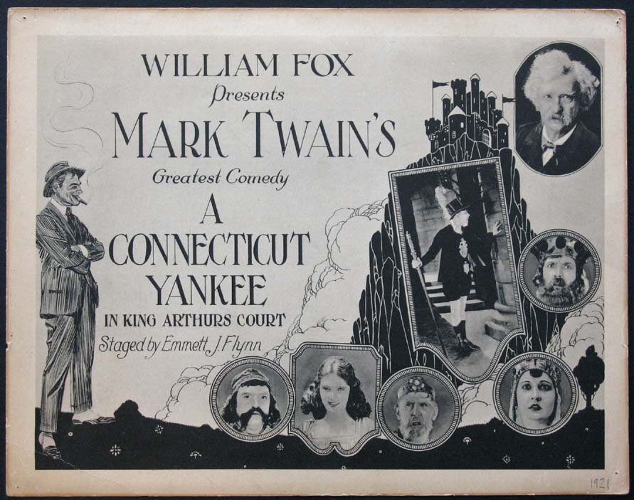 CONNECTICUT YANKEE IN KING ARTHUR'S COURT, A @ FilmPosters.com