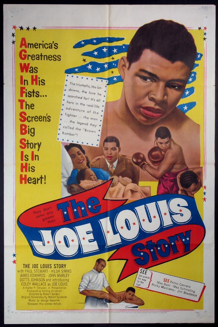 JOE LOUIS STORY, THE @ FilmPosters.com