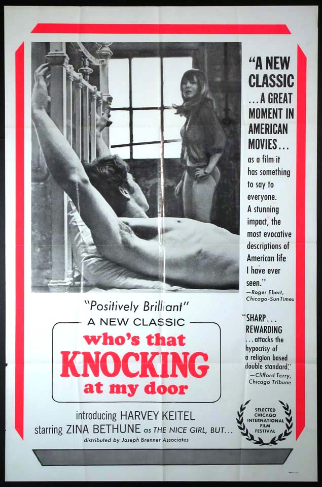 WHO'S THAT KNOCKING AT MY DOOR @ FilmPosters.com