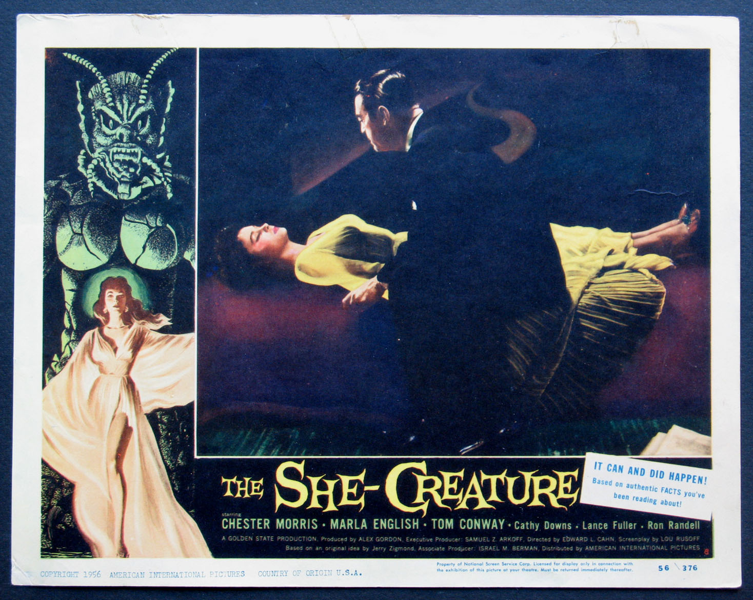 SHE-CREATURE, THE (The She Creature) @ FilmPosters.com