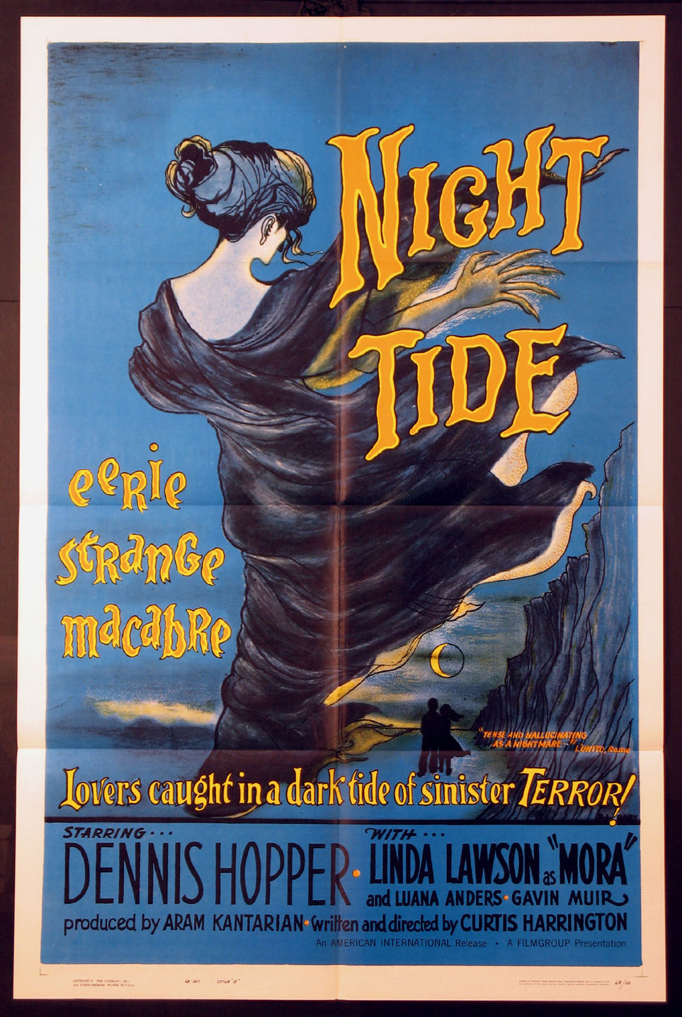 NIGHT TIDE @ FilmPosters.com