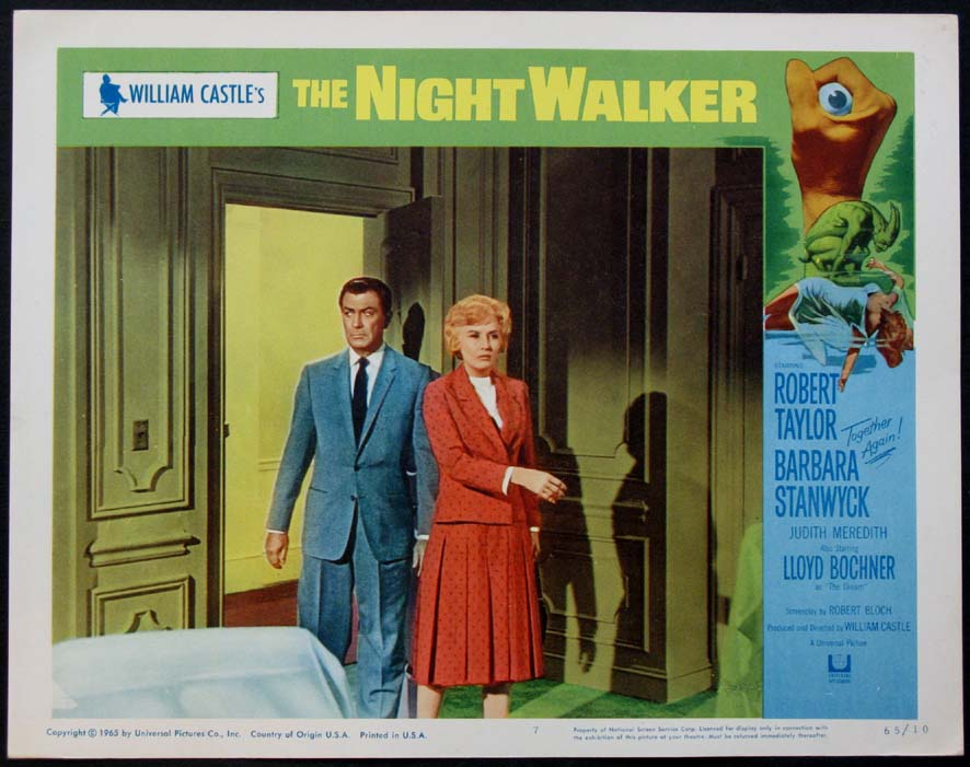 NIGHT WALKER @ FilmPosters.com