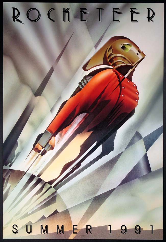 ROCKETEER, THE (The Rocketeer) @ FilmPosters.com
