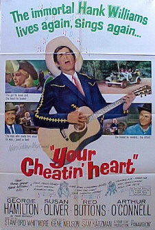 YOUR CHEATIN' HEART (Your Cheating Heart) @ FilmPosters.com