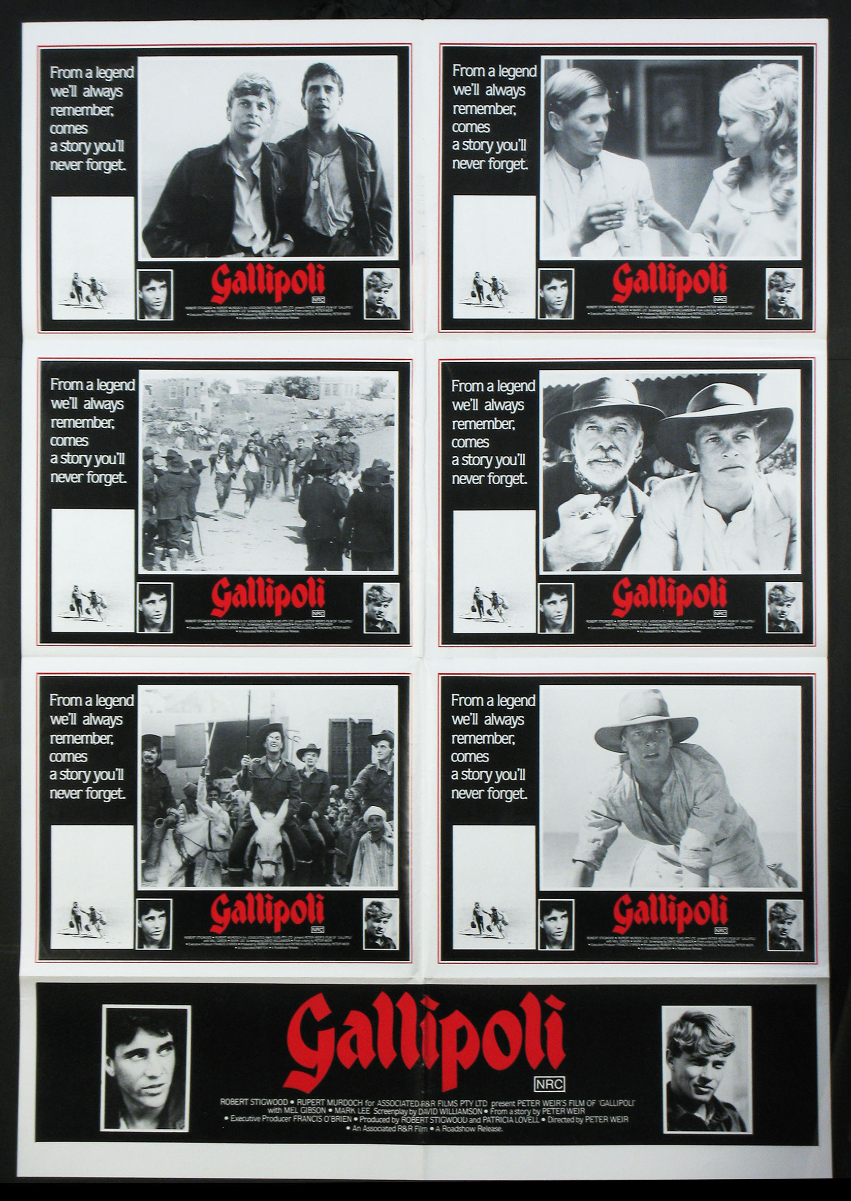 GALLIPOLI @ FilmPosters.com