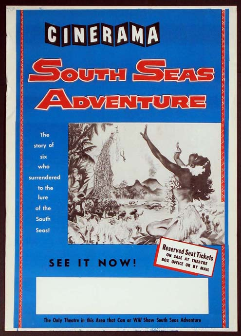 SOUTH SEAS ADVENTURE @ FilmPosters.com