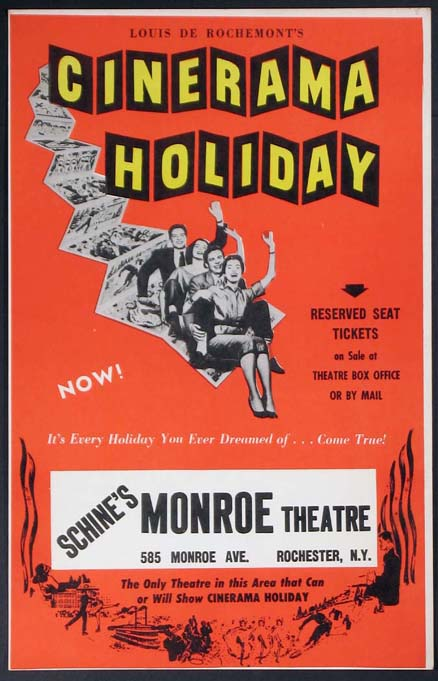 CINERAMA HOLIDAY @ FilmPosters.com