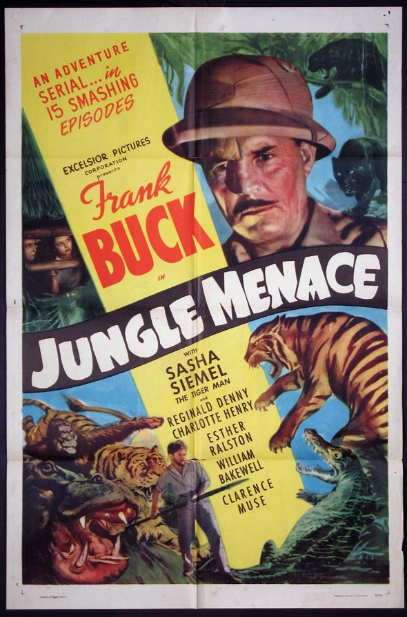 JUNGLE MENACE @ FilmPosters.com