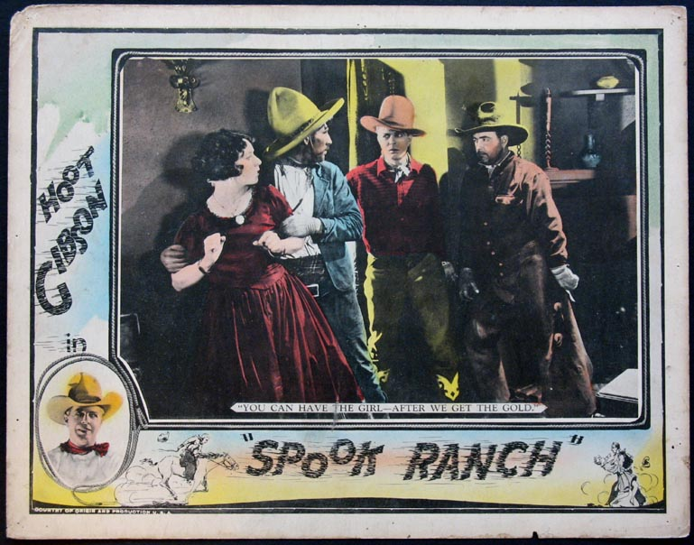 SPOOK RANCH @ FilmPosters.com