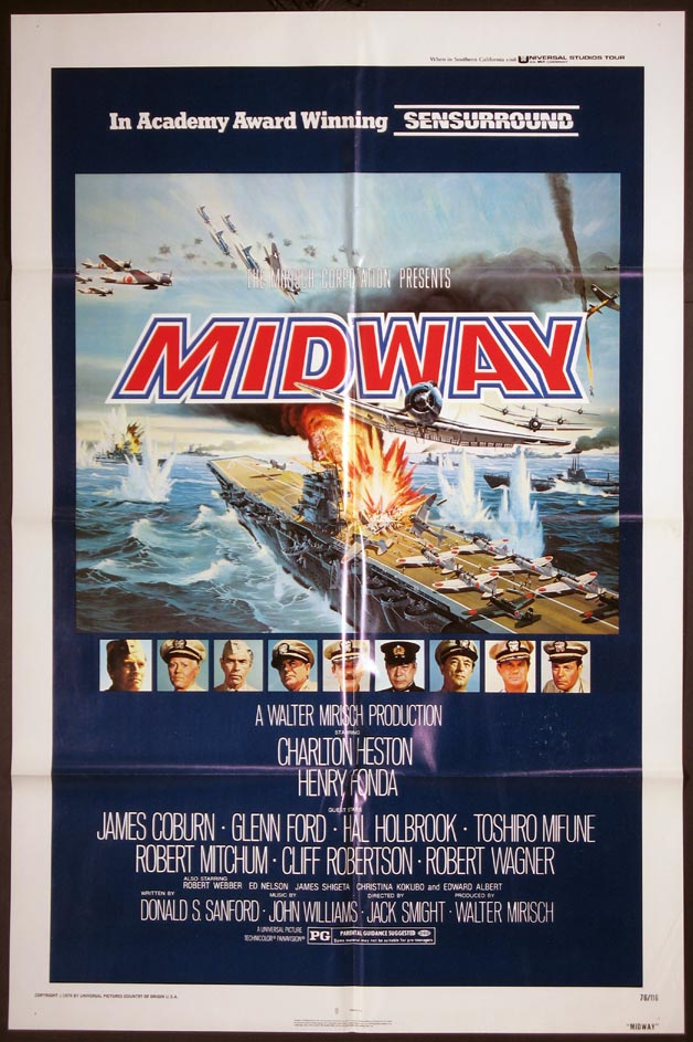 MIDWAY @ FilmPosters.com