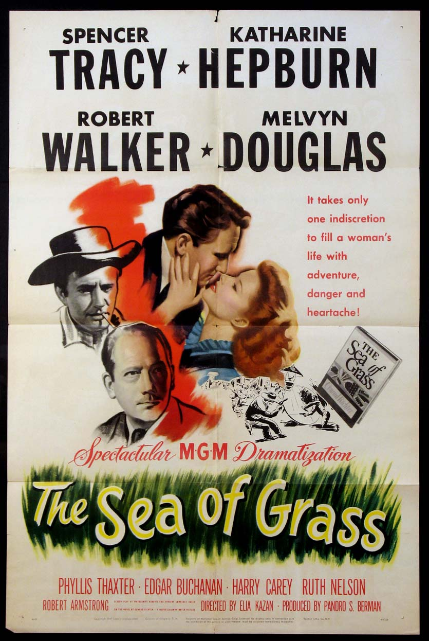 SEA OF GRASS @ FilmPosters.com