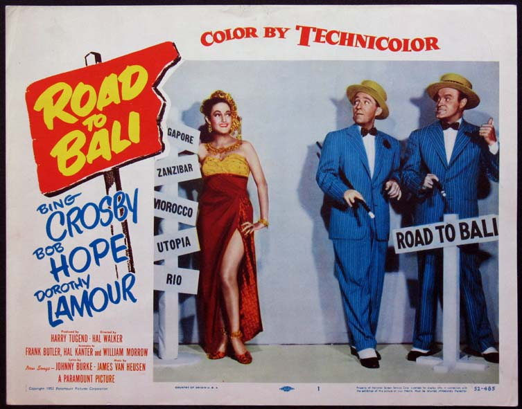 ROAD TO BALI, THE (The Road to Bali) @ FilmPosters.com