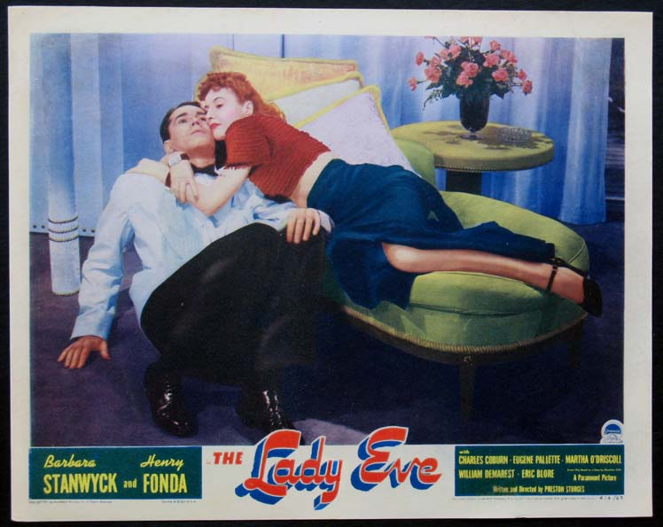 LADY EVE, THE (The Lady Eve) @ FilmPosters.com