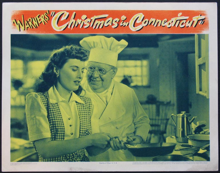 Christmas In Connecticut Movie.Christmas In Connecticut Movie Poster 1945