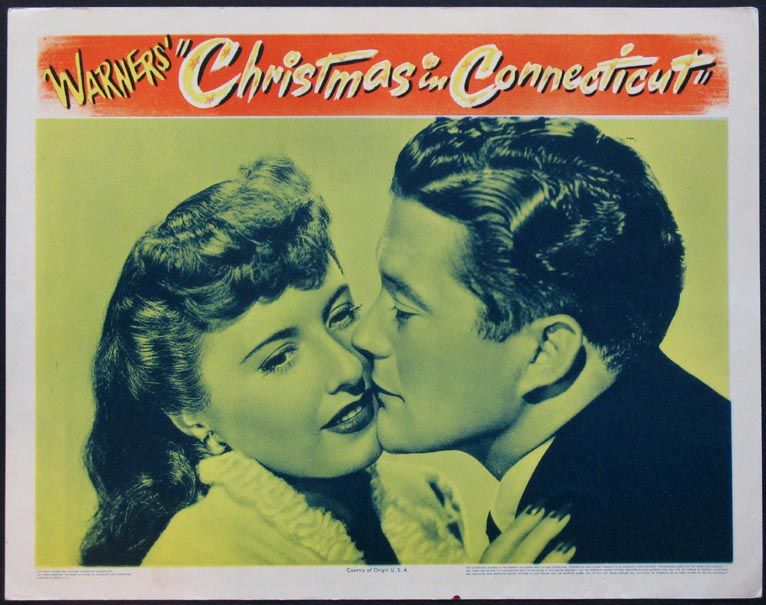 CHRISTMAS IN CONNECTICUT @ FilmPosters.com