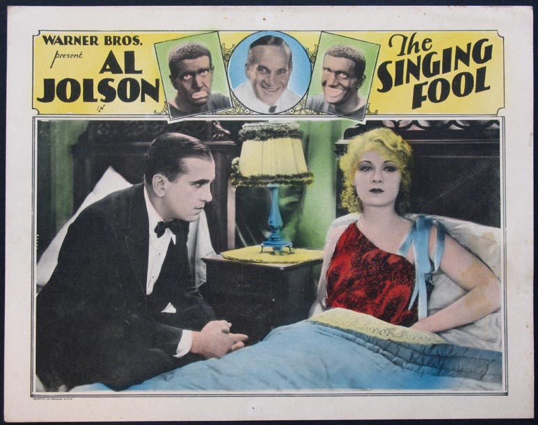 SINGING FOOL, THE (The Singing Fool) @ FilmPosters.com
