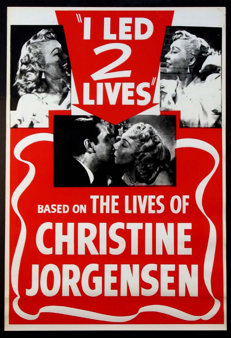 I LED TWO LIVES (a.k.a. Glen or Glenda) @ FilmPosters.com