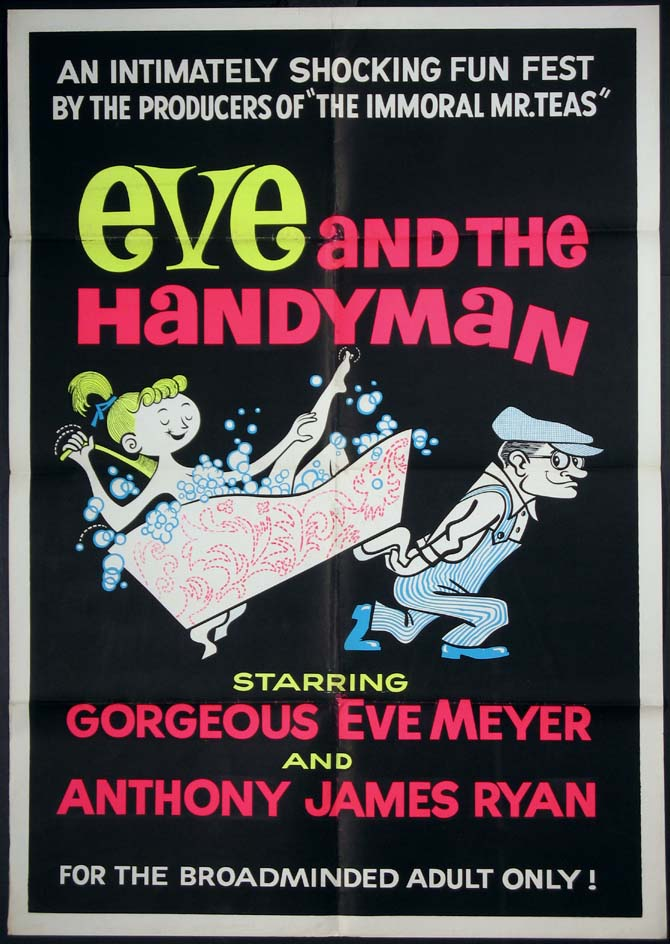 EVE AND THE HANDYMAN @ FilmPosters.com