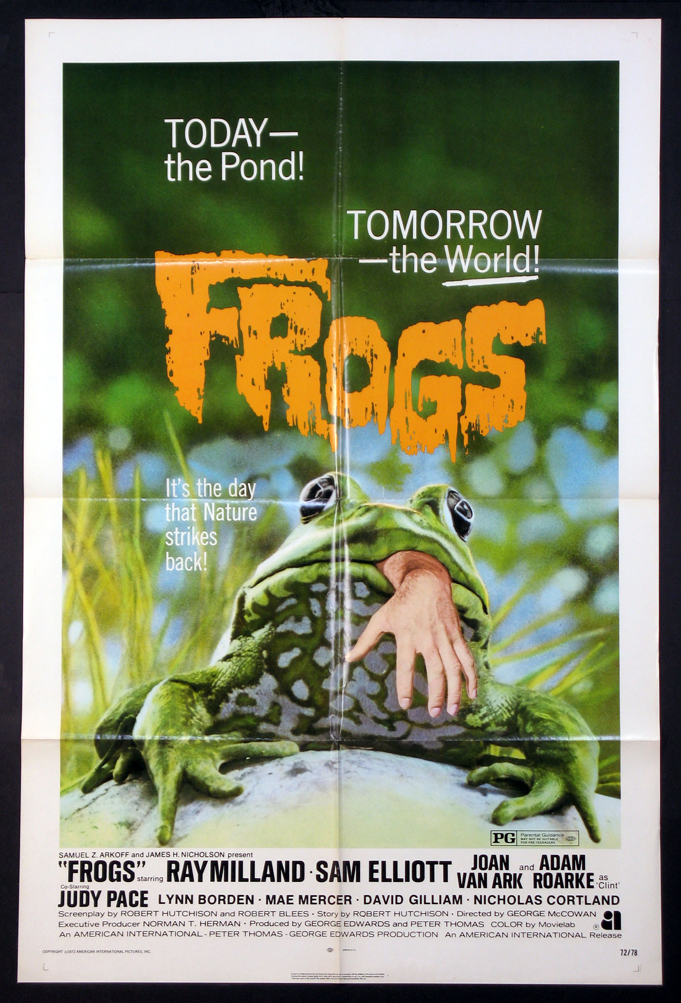 FROGS @ FilmPosters.com