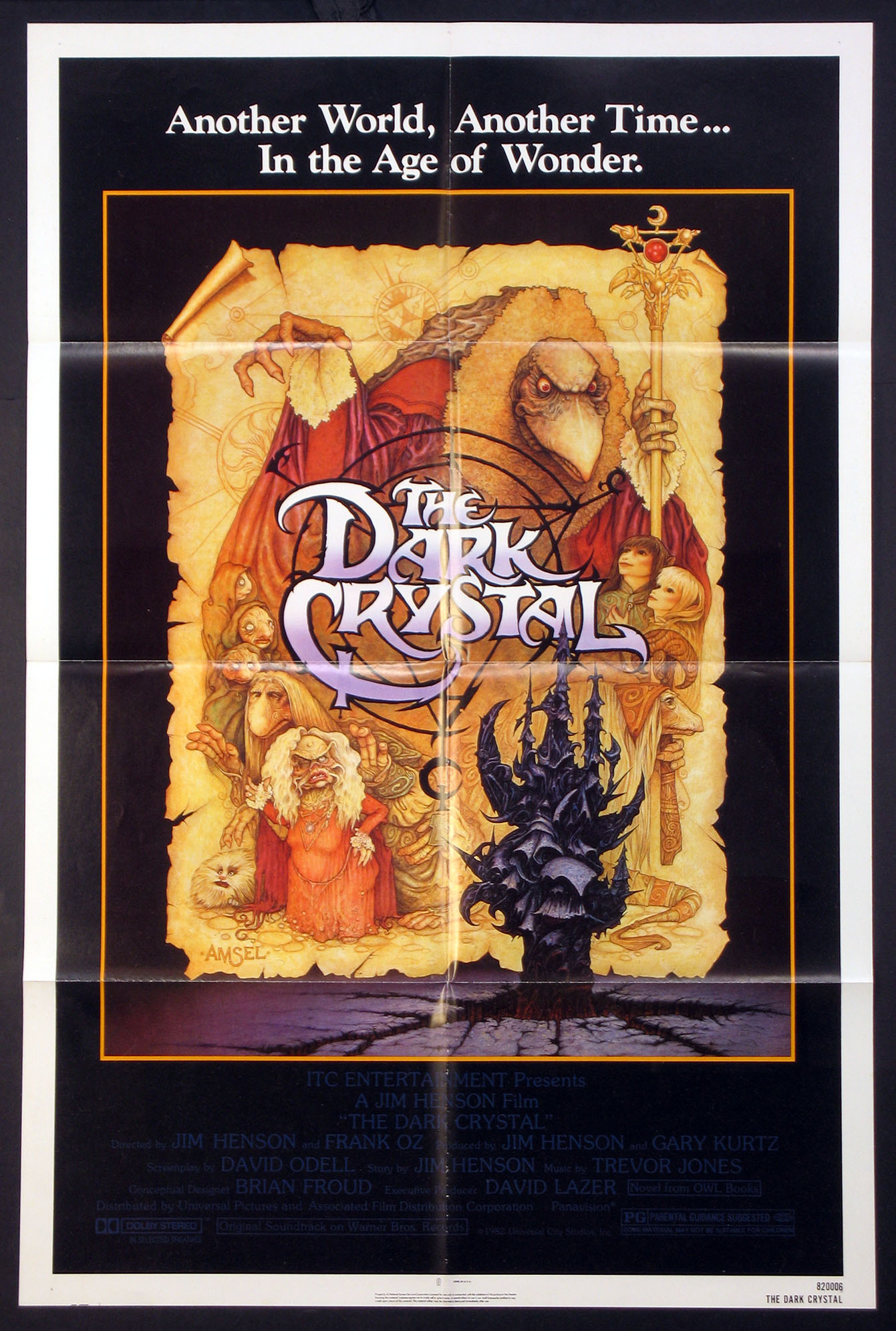 DARK CRYSTAL (The Dark  Crystal) @ FilmPosters.com