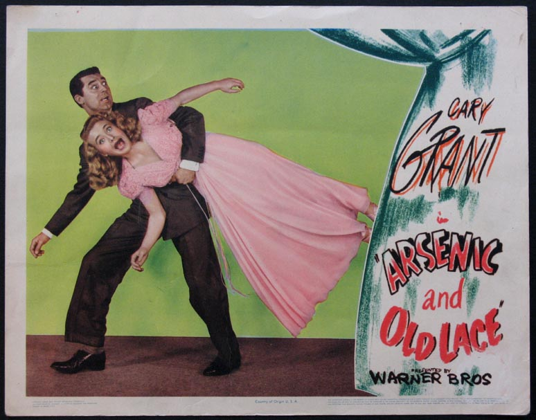 ARSENIC AND OLD LACE @ FilmPosters.com