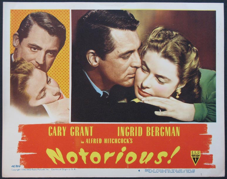 NOTORIOUS! @ FilmPosters.com