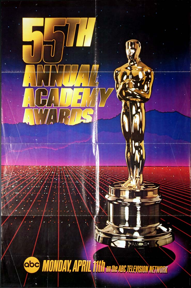 ACADEMY AWARDS, 55th Annual (Oscar) @ FilmPosters.com