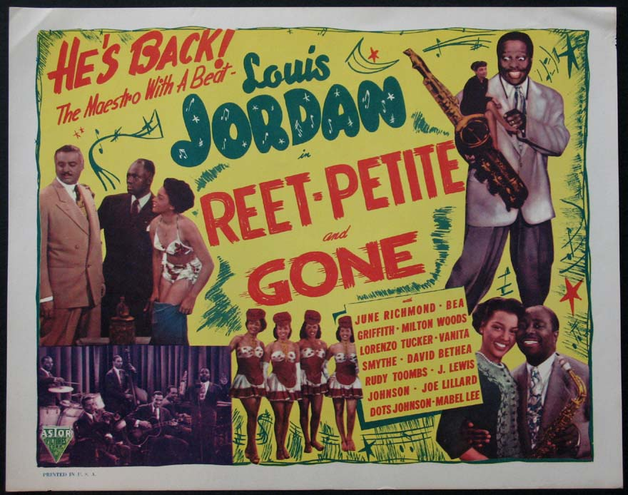 REET, PETITE AND GONE @ FilmPosters.com