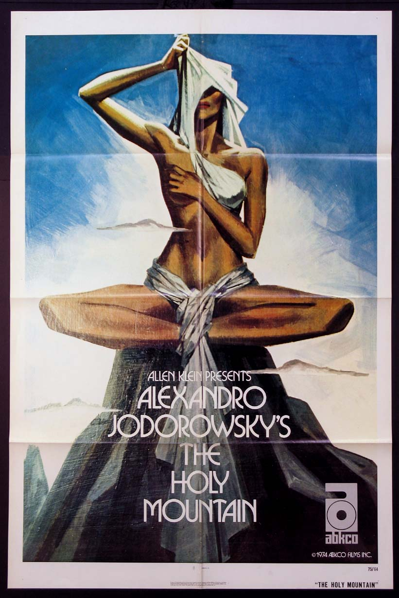 HOLY MOUNTAIN, THE @ FilmPosters.com