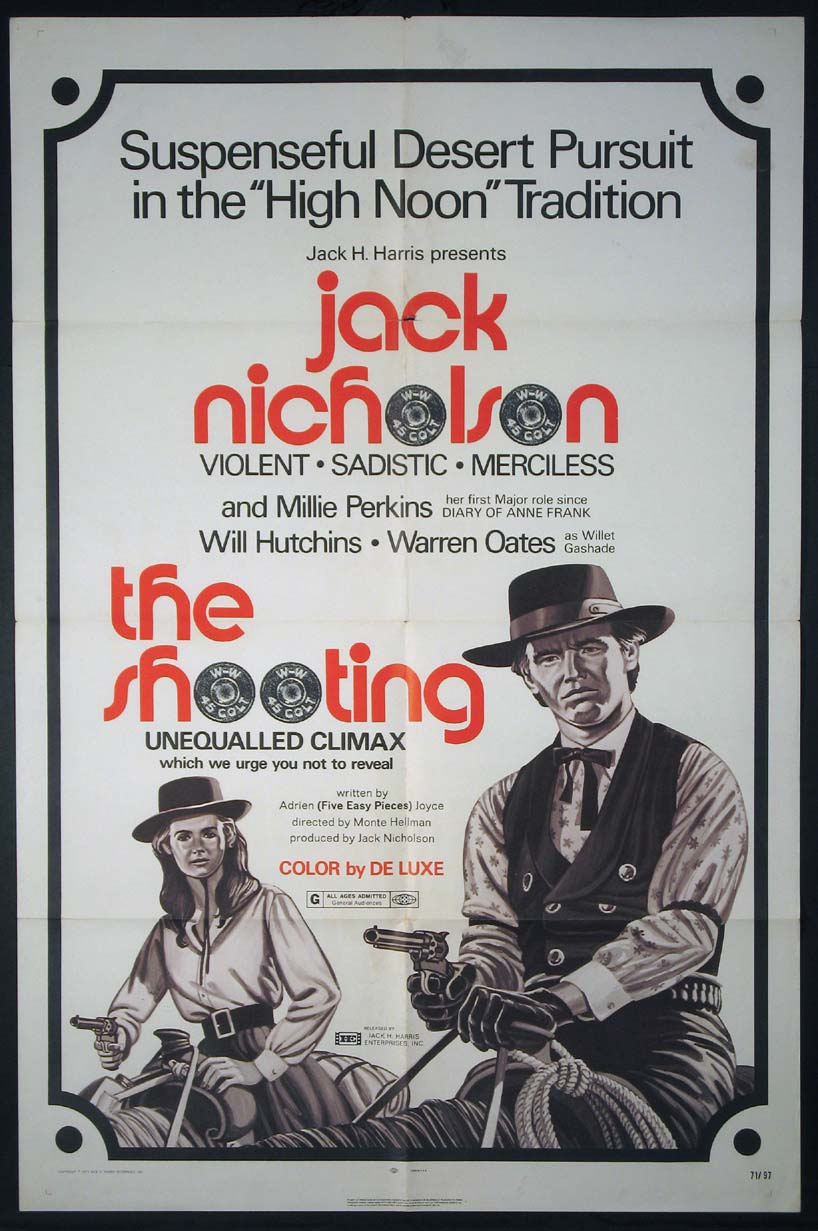SHOOTING,THE (The Shooting) @ FilmPosters.com