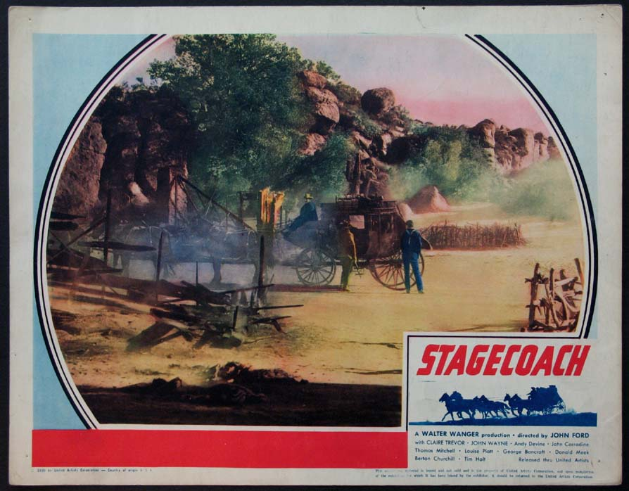 STAGECOACH @ FilmPosters.com