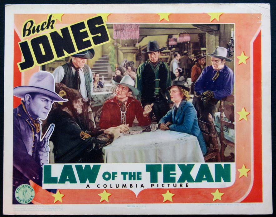 LAW OF THE TEXAN @ FilmPosters.com
