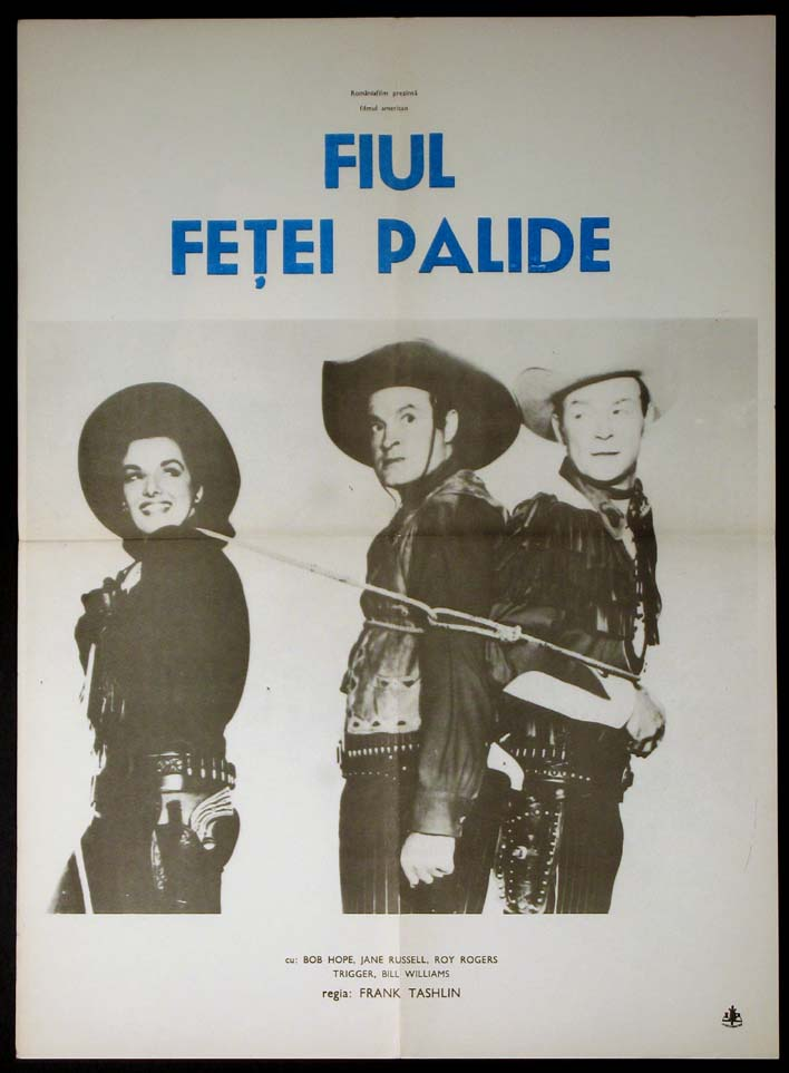 SON OF PALEFACE @ FilmPosters.com
