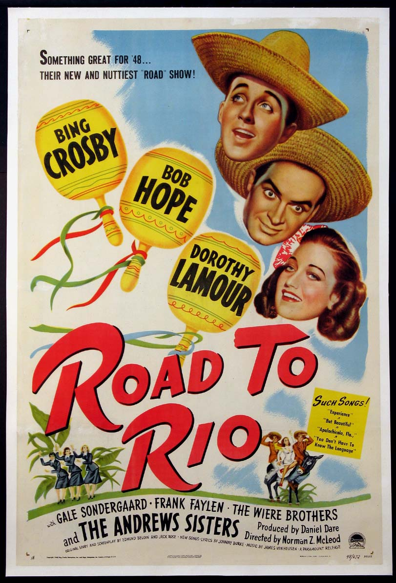ROAD TO RIO, THE (The Road to Rio) @ FilmPosters.com