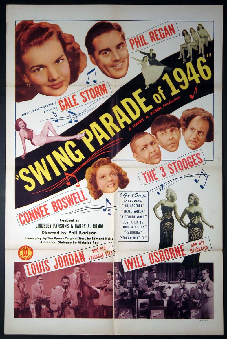 SWING PARADE OF 1946 @ FilmPosters.com