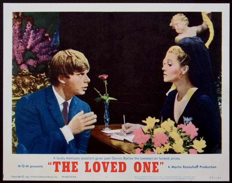 LOVED ONE, THE (The Loved One) @ FilmPosters.com