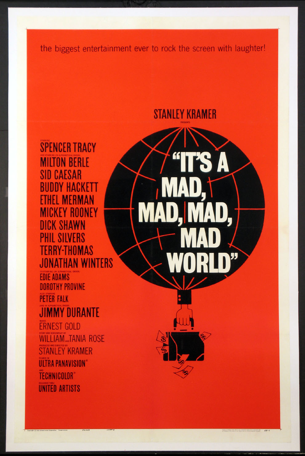 IT'S A MAD, MAD, MAD, MAD WORLD (Its A Mad Mad Mad Mad World) @ FilmPosters.com
