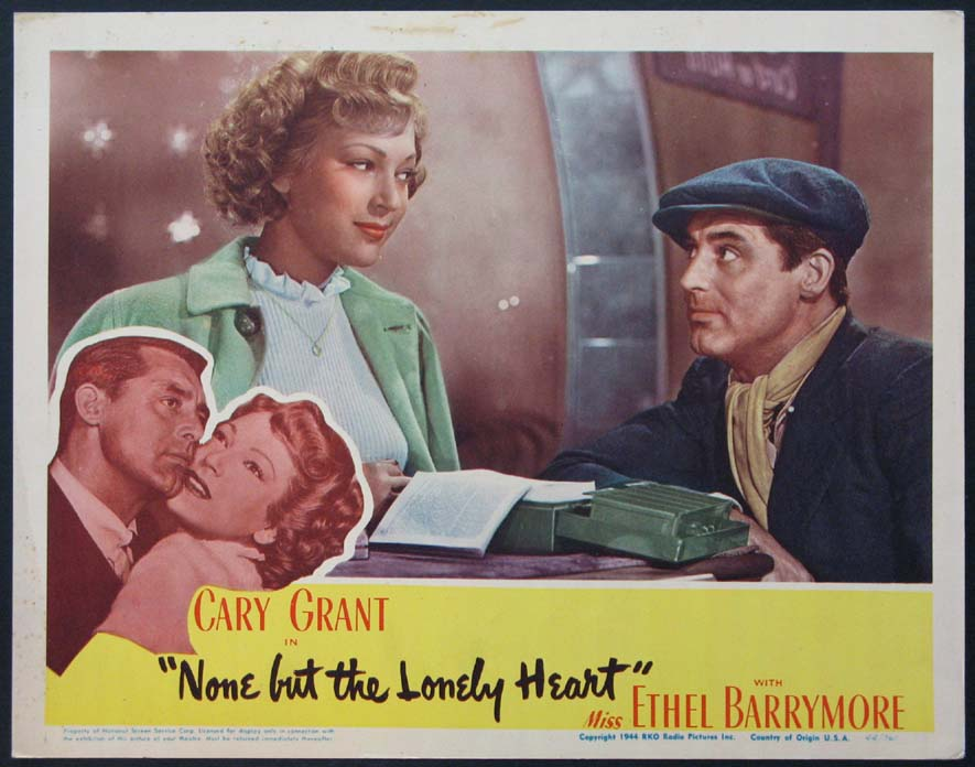 NONE BUT THE LONELY HEART @ FilmPosters.com